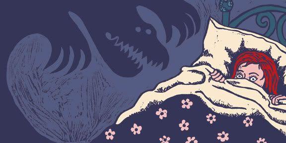 снится неприятный сон