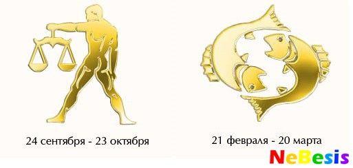 Совместимость весов с другими знаками зодиака в различных сферах жизни