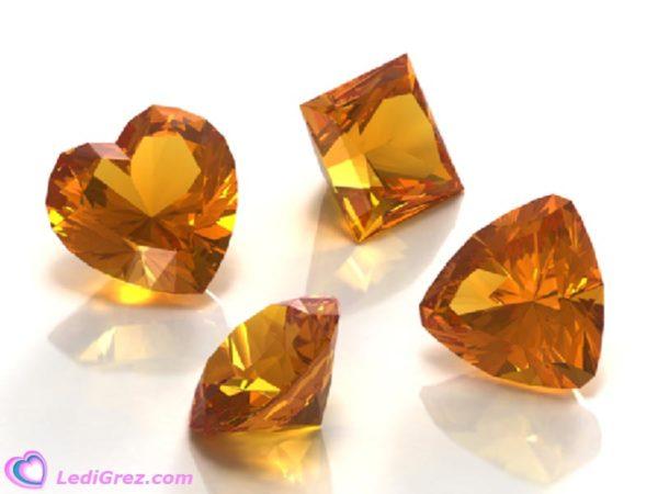 Камень цитрин общая характеристика обзор магических свойств