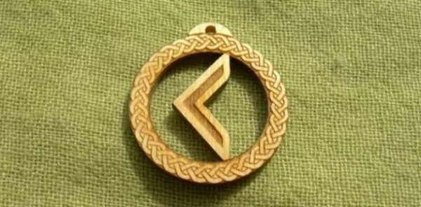Rune Kenaz: description, meaning, interpretation and use in magic